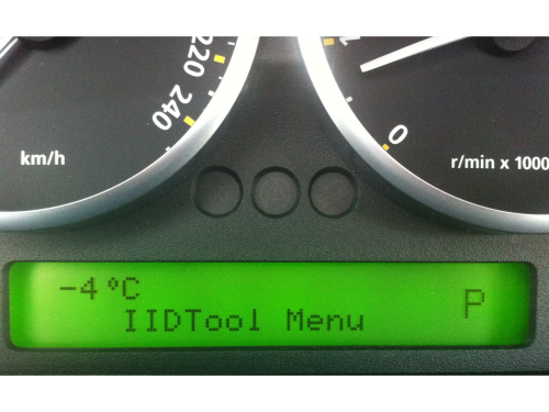 IIDTool - Gap Diagnostic
